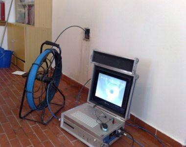 Monitoring kanaliacji